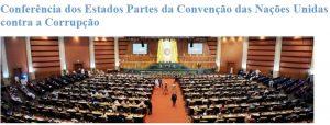 ONU-contra corrupção