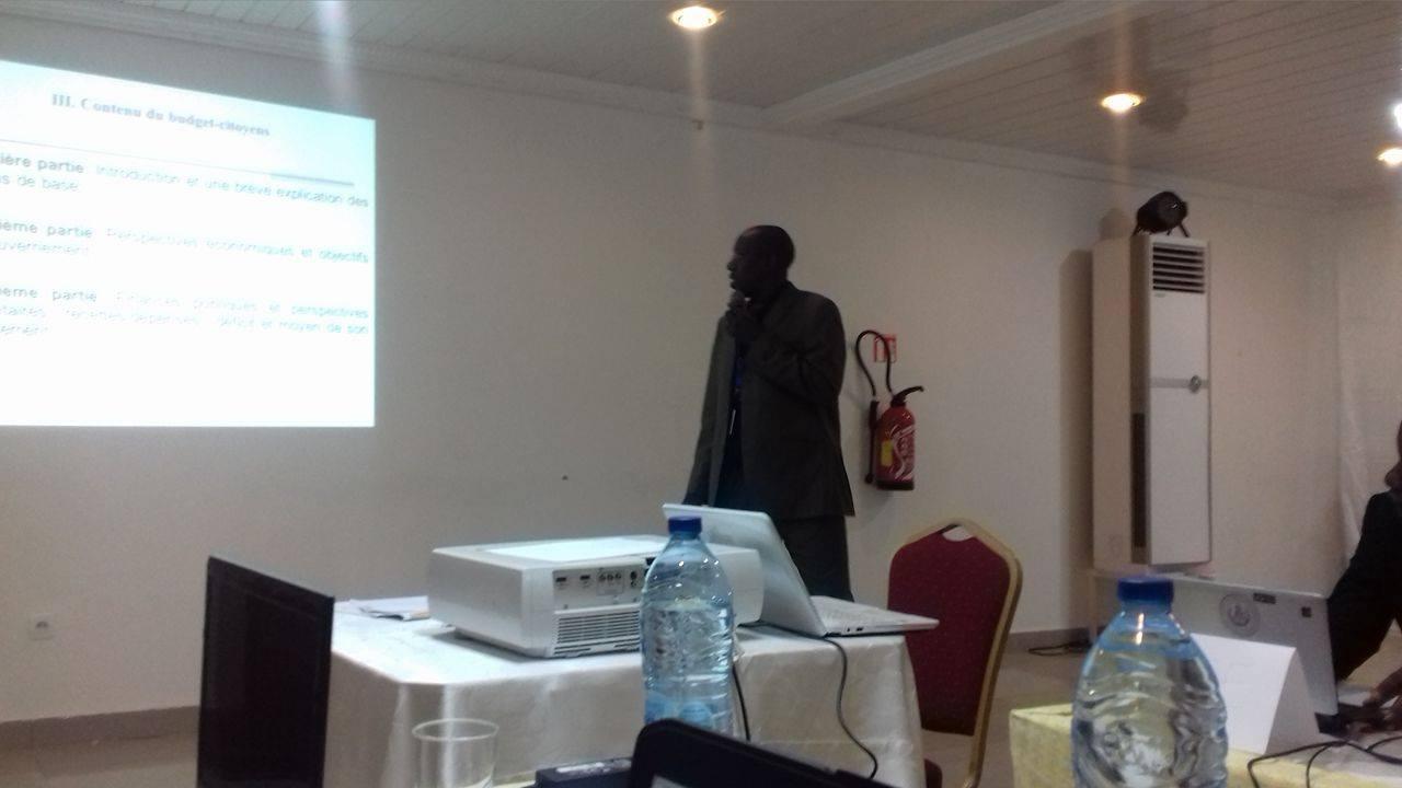 M. Boubacar BOUGOUDOGO