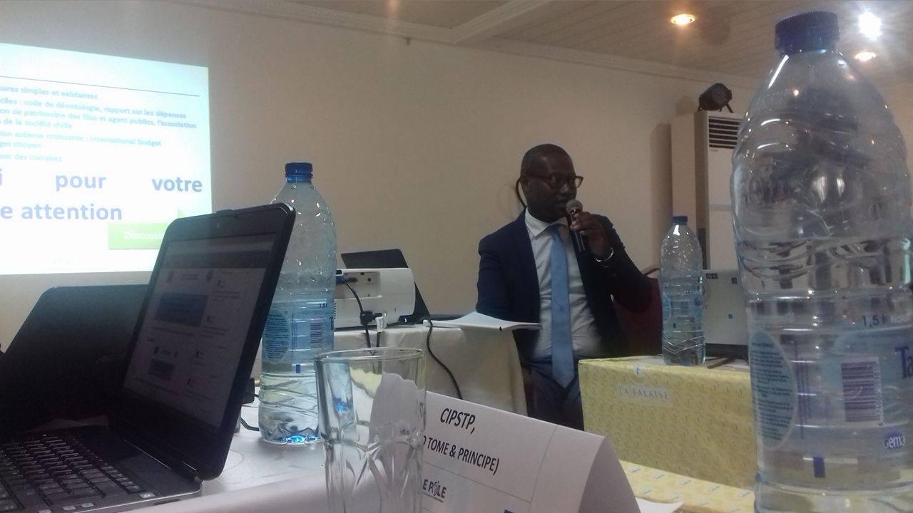 M. Daouda KAMANO, Conselheiro regional CEMAC e PNUD