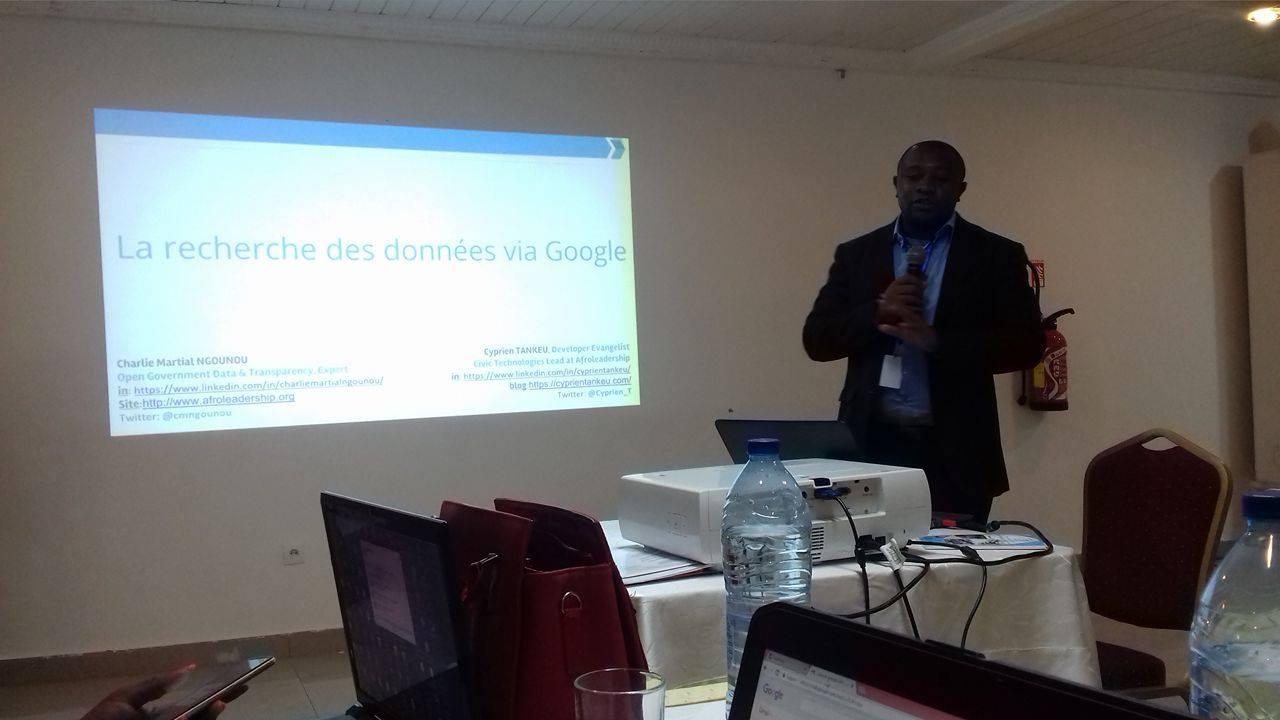 M.CharlieMartial NGOUNOU